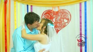 Свадьба в стиле РАДУГА (Агентство Ксения)