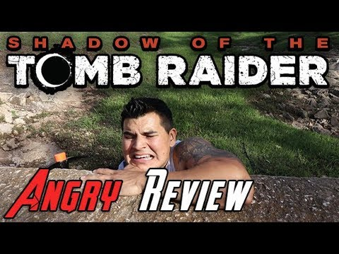 Shadow of the Tomb Raider Angry Review