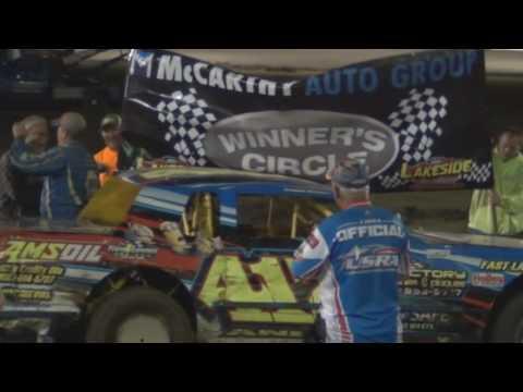 Lakeside Speedway Mains 9 17 16