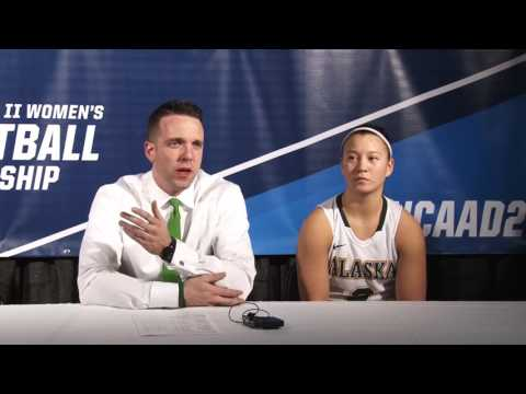Post-Game Press Conference - Alaska Anchorage