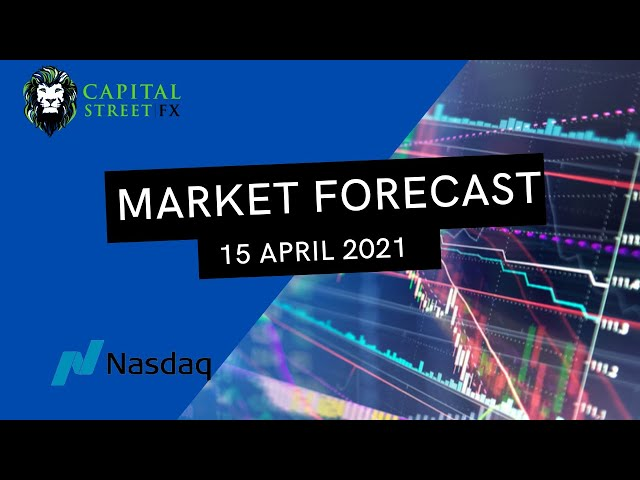 [NASDAQ 100 Price] Technical Analysis By Capital Street FX - April 15, 2021