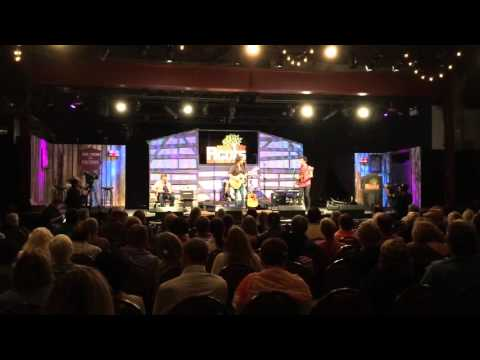 Raised By Eagles, Music City Roots, Nashville 2015