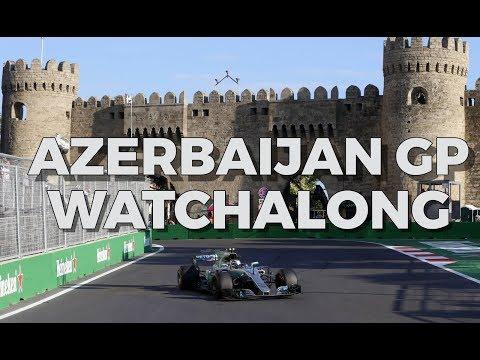 F1 2018 Azerbaijan GP Live: Formula 1 Baku Live Commentary & Timing