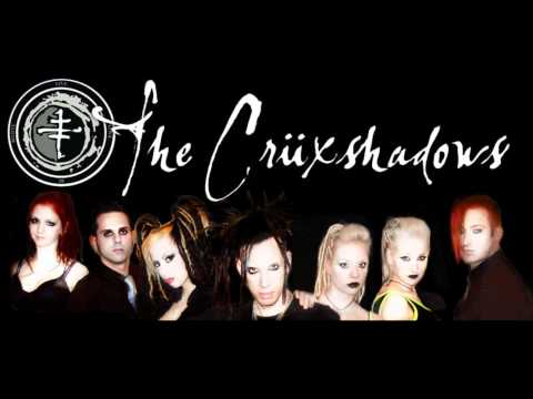 the crüxshadows  Winterborn