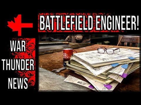 War Thunder - Battlefield Engineer! thumbnail