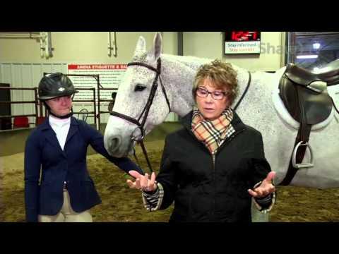 Equine Expo  Riding Coach & Judge Connie Dorsch