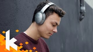 Die besten Kopfhörer meines Lebens: Bose QC35 Review!