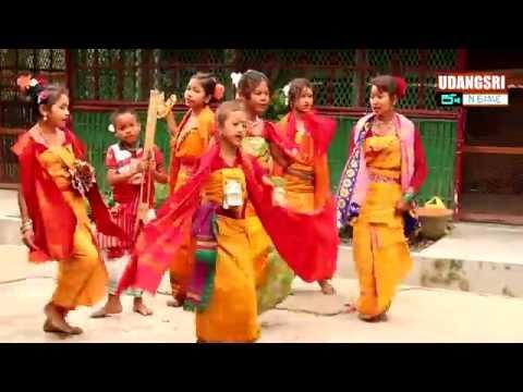 Celebration of Rangali Bwisagu festival