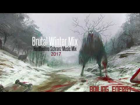 Brutal Winter Mix / Hardtechno Schranz Music Mix December 2017/2018 Hardest Techno You can Get !!