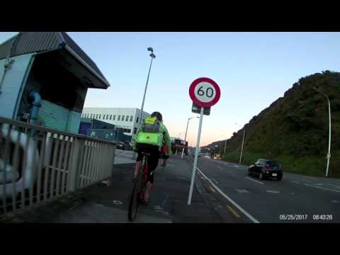 Smartmotion Catalyst  - An e-bike ride into Wellington, New Zealand