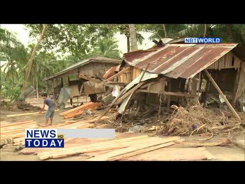 Tropical storm Tembin kills 49 in Philippine city of Salvador