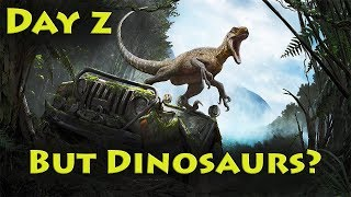 Dayz but we're Dinosaurs? - The Isle Gameplay