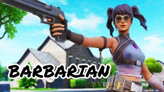 Calboy - BARBARIAN ft. Lil Tjay (Fortnite Montage)