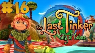 The Last Tinker: City of Colors - Walkthrough - Part 16 (PC) [HD]