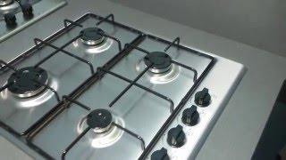 Варочная поверхность Beko HIZG 64120 SX видео обзор