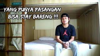 HOTEL CAPSULE YANG BISA BUAT 2 ORANG DI JAKARTA! - Stafaband