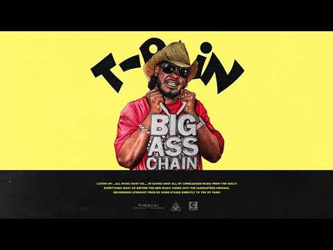 """T-Pain - """"Turn Around"""" (Official Audio)"""