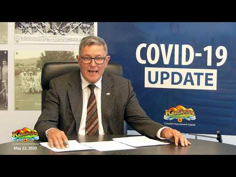 City of Kamloops COVID-19 Update - May 22, 2020