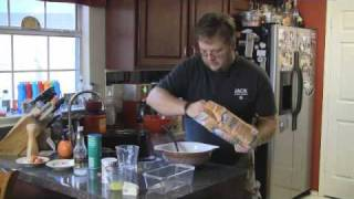 Making Basic Beer Bread - Part 1