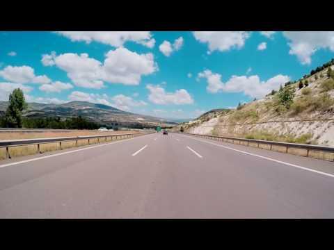 Ankara - Adapazarı yolculuğu (Ramazan Bayramı Tatili)