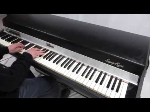 Restored Classic: Fender Rhodes 1974 88 Key Suitcase Piano by Vintage Vibe