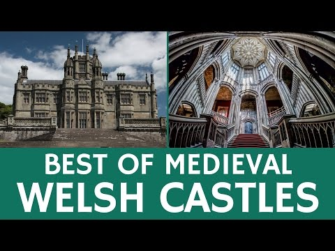 Best Castles in Wales: Travel Guide to Medieval British Architecture
