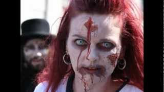 Michael Jackson - Thriller ( Fotos of Zombie Parade in Dublin 2011 by me)