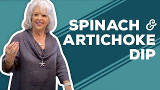 Quarantine Cooking - Spinach & Artichoke Dip