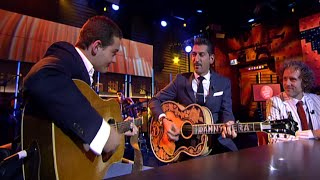 Cocaine Blues - Danny Vera / Douwe Bob duet (DWDD)