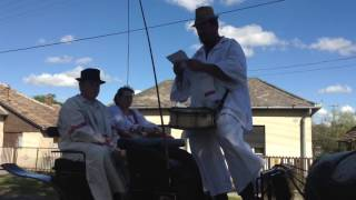 Kisbíró Jákóban 2016 - szüreti felvonulás