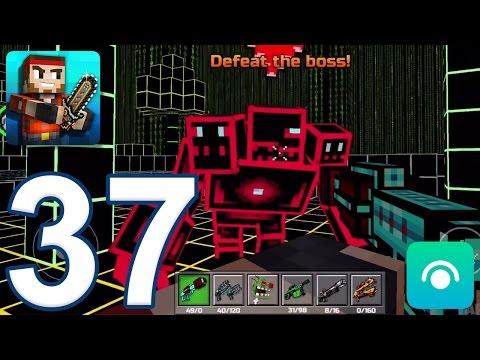 pixel-gun-3d---gameplay-walkthrough-part-37---all-bosses-(ios,-android)