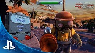 Plants vs. Zombies Garden Warfare - PlayStation Reveal Dev Diary