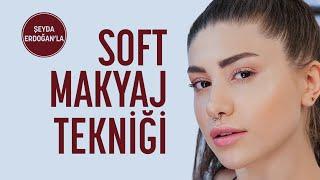 Yaza Uygun Soft Makyaj Tekniği I Şeyda Erdoğan Denedi!