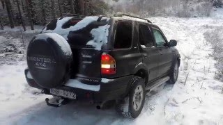 видео Опель фронтера 2.2 бензин схема