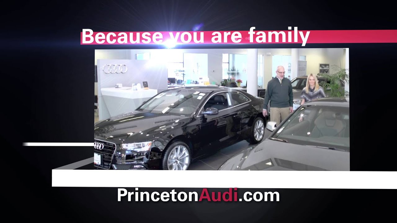 Princeton Audis A Lease Special YouTube - Princeton audi