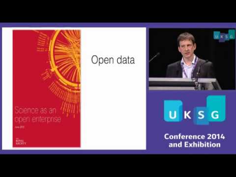 UKSG 2014 (5) Plenary 2 - Towards the next Research Excellence Framework