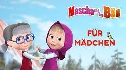 Mascha und der Bär - 👸 Für Mädchen 🌼 Die beste Märchen für Mädchen
