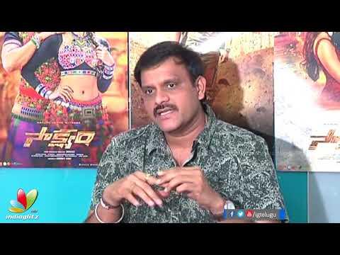 హీరో మదర్ నన్ను పట్టుకుని ఏడ్చారు | Director Sriwass interview after Saakshyam release