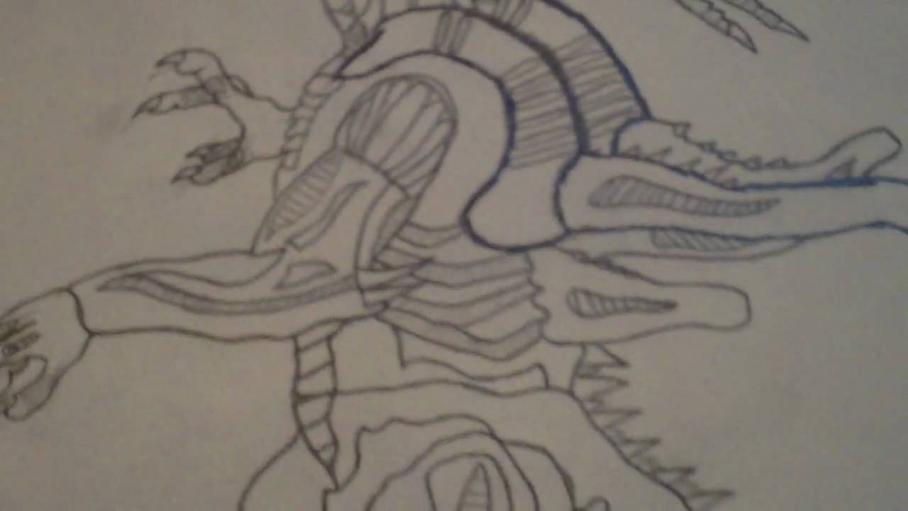 my better aliens vs predator requiem drawings youtube
