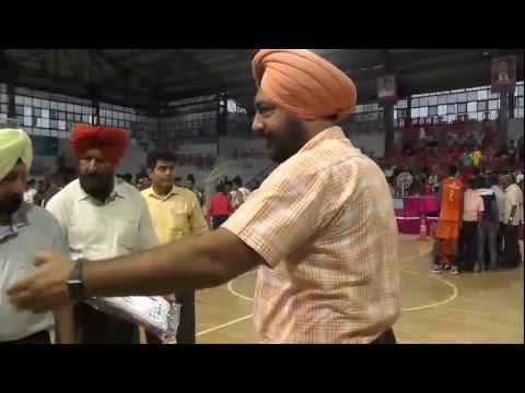 Basketball Federation of India Live Stream: 69th Junior National Championship, Ludhiana.