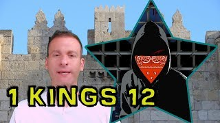 1 Kings Chapter 12 Summary and What God Wants From Us