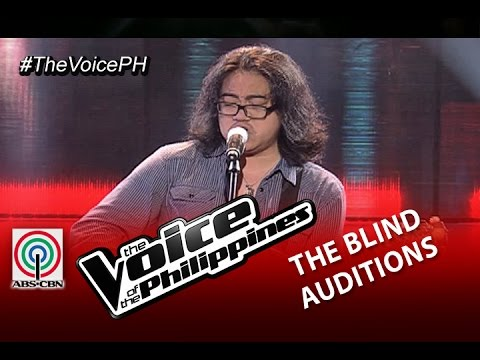 "The Voice of the Philippines Blind Audition ""I Don't Need No Doctor"" by Joniver Robles (Season 2)"