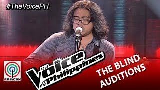 "The Voice of the Philippines Blind Audition ""I Don"