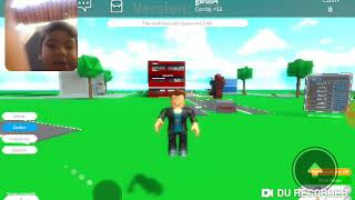 Samir Gbr finishes the series of ROBLOX super Heroes