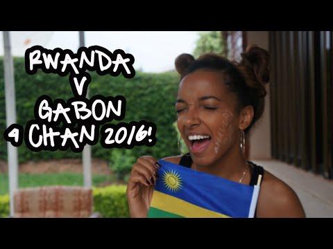 Video Diary! Rwanda v Gabon #CHAN2016!
