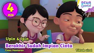Download Berakhir Sudah Impian Cinta ( Emas Hantaran ) Versi Upin Ipin Feat Bear Music Band #DewaMusic