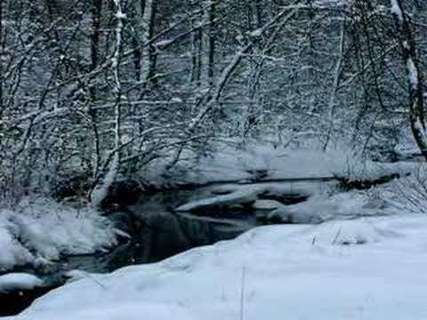 Snow Falling At Night Wallpaper Stopping By Woods On A Snowy Evening Youtube
