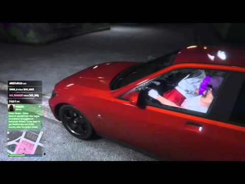 Sweet lesbian prostitute action in GTA