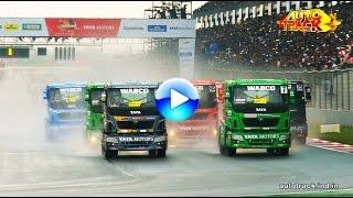 TATA T1 Prima Truck Racing Championship, Season 2