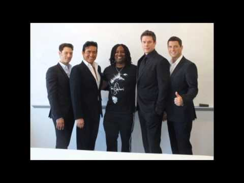 IL DIVO Interview 680 News 23-5-2012
